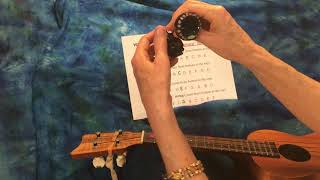 How to Tune a Ukulele That Has Friction Pegs