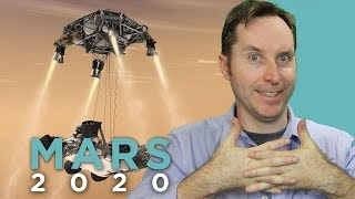 The Mars 2020 Rover (collab with Fraser Cain) | Answers With Joe