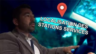 Localisation des stations service - Les tutos de Berbiguier