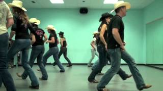 Friday Yet country line dance - WILD COUNTRY