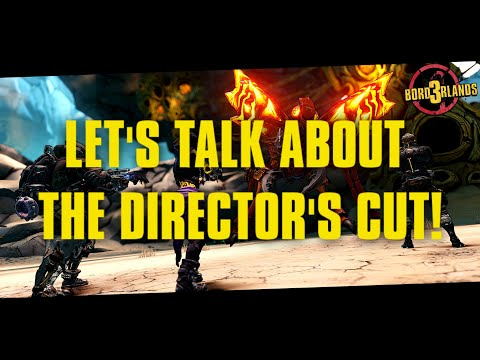 Let's Talk About The Director's Cut! |