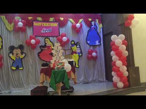 Magician idris birthday party magic show bangalore