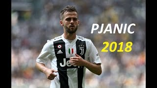 Miralem Pjanić 2018/19 - INSANE Passes, Assists & Goals