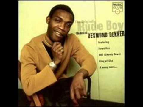 Desmond Dekker - King of Ska (1964 version)