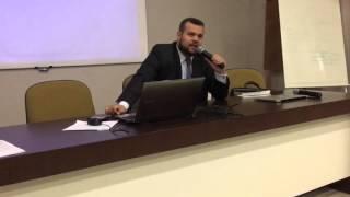 Crise na Administração Municipal e Pacto Federativo - Dr. Renato Ribeiro de Almeida