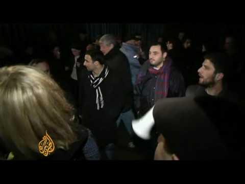 """Russia invasion"" news stirs panic in Georgia"