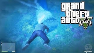 gta 5 how to get 12 000 every minute hidden underwater package location grand theft auto v