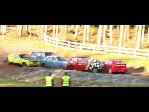 FolkRace Highlights 2.6.2017 Åland Folkrace Rokkiralli Rallycross