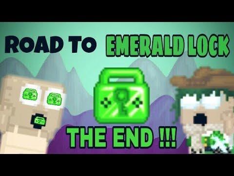 Growtopia | Road To E Lock #6 | GETTING EMERALD LOCK !!
