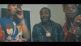 Bando Beej x Guwop Gumbo x Tyreckdagoat - 10 Days (Official Music Video 2019) Shotby @SkrillaVisuals