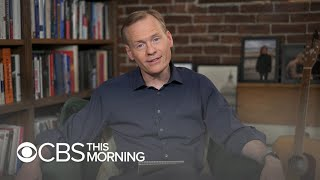 "John Dickerson pays tribute to ""CBS This Morning"" team as he moves to new role"