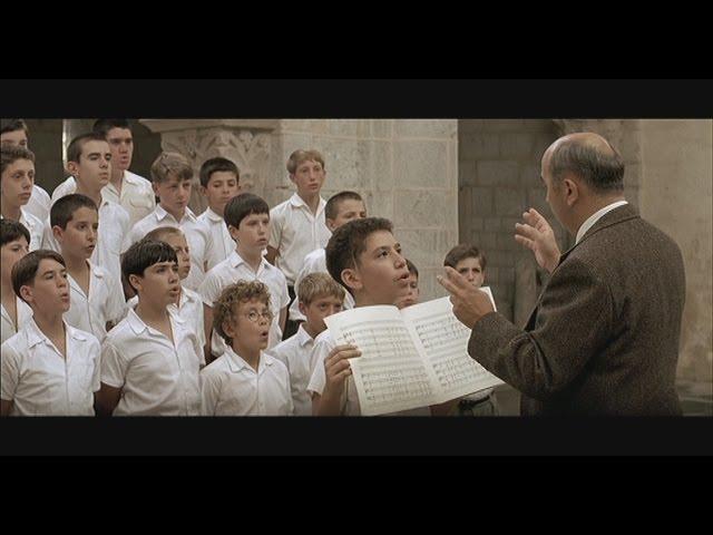 LA NUIT - Jean Philippe Rameau (Film version Les choristes)