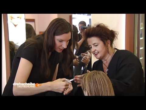 Ein Tag bei einem Friseur