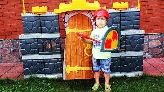 ★ MEGA Конструктор!!! ЗАМОК Рыцаря Игры Для Мальчиков Игрушки Castle nexo Knight Entertainment Kids(ЗАМОК Конструктор Игрушки Для Мальчиков Игры Рыцари Mega Bloks Play My Knight's Castle nexo Knight https://goo.gl/Yot4yY Подписка на..., 2016-08-03T14:22:12.000Z)