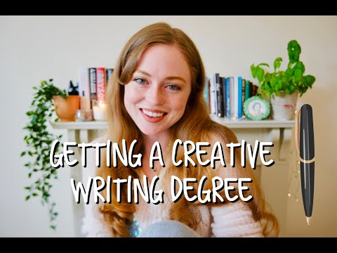 What it's Like to Get a Master's Degree in Creative Writing