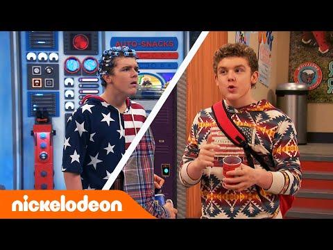 Опасный Генри   Джаспер: лучшее - часть 3   Nickelodeon Россия