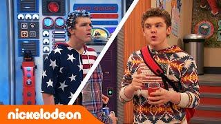Опасный Генри | Джаспер: лучшее - часть 3 | Nickelodeon Россия
