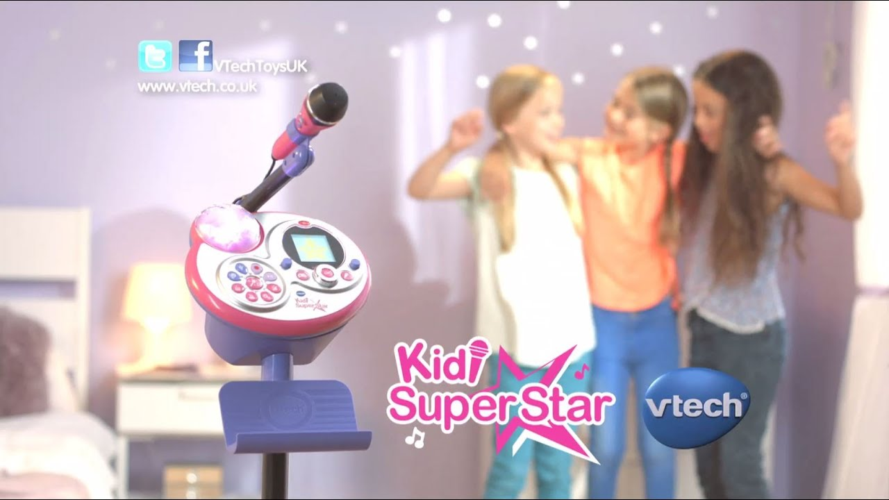 kiddy superstar