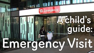 A child's guide to hospital: Emergency Department