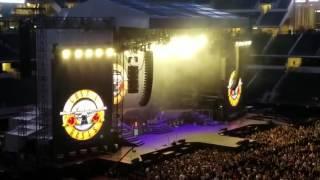 guns n roses live in arlington tx 2016 full concert