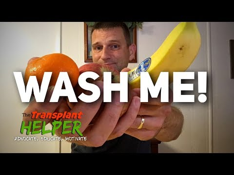 Should I Wash My Fruits And Vegetables Before Eating?