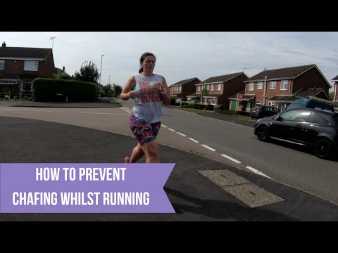 How To: Prevent Chafing When Running | Laura: Fat to Fit