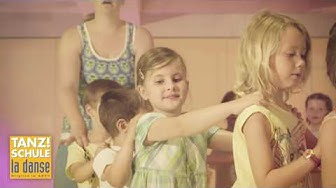 ADTV Tanzschule la danse Konstanz Kindertanz Video