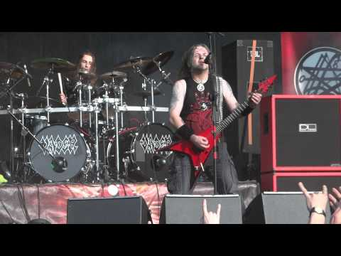 Vader - Sword of The Witcher (Metalfest 2012 Poland)