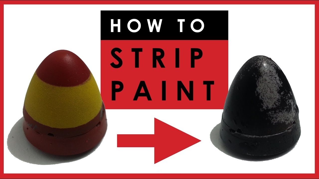 Watch How to Remove Acrylic Paint from Plastic Models video
