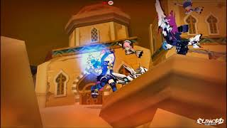 Elsword KR - Test which LuCiel to PvE Trans Noblesse Dreadlord and Demonio