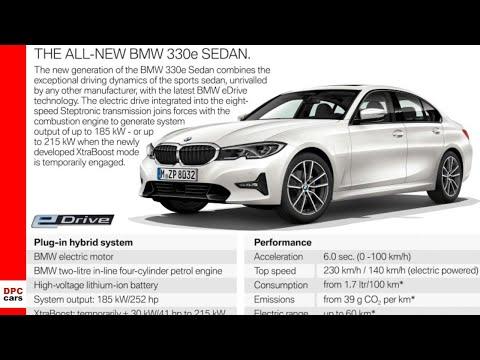 BMW e Hybrid Preview