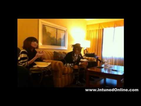 Kanon Sakurai interview at ANIME NEXT 2011