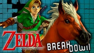 Repeat youtube video Zelda Game Changers that Almost Never Happened! - Ocarina of Time Break Down