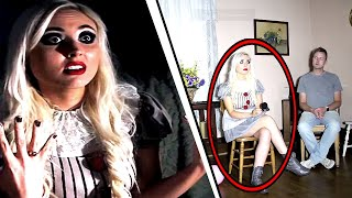 5 Creepy Videos Of SCARY Haunted Places (Caught On Camera)