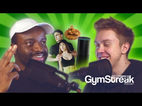 The Unexpected Benefits Of Exercise // GymStreak Podcast Episode 13