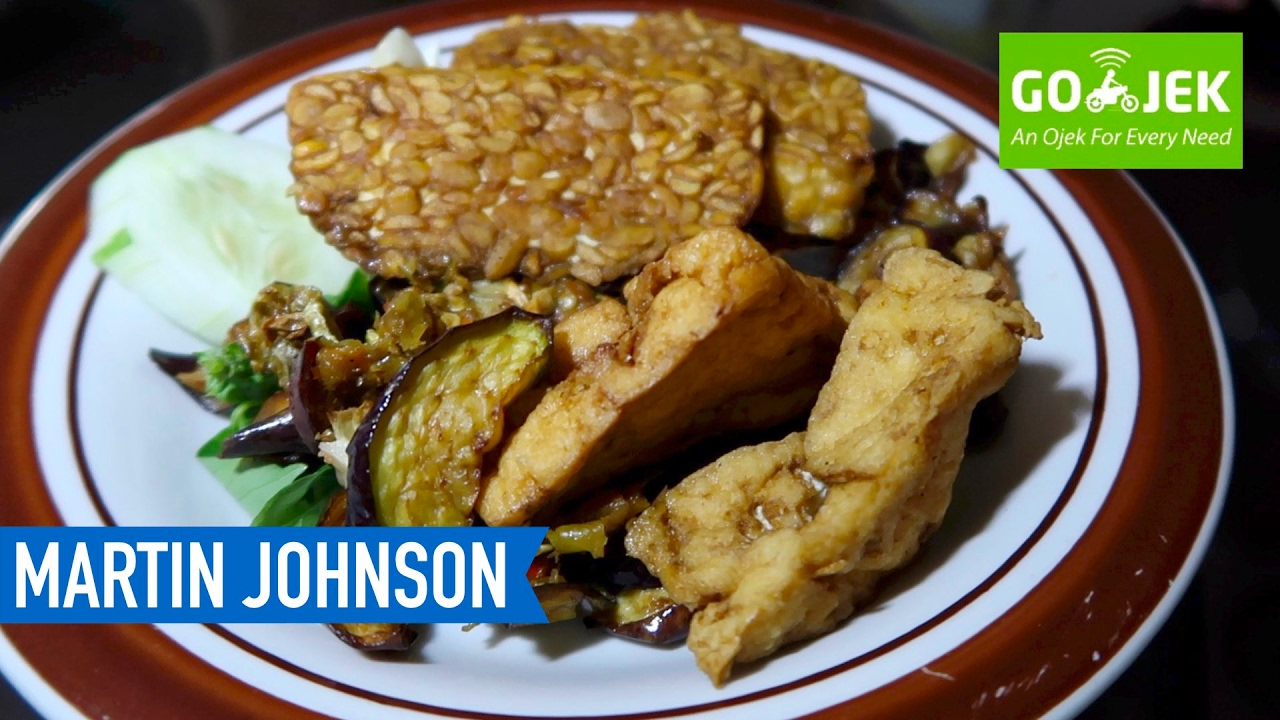How to order food with the go jek app youtube for Order food to go