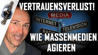 VERTRAUENSVERLUST! Wie Massenmedien agieren - Erich Hambach bei SteinZeit