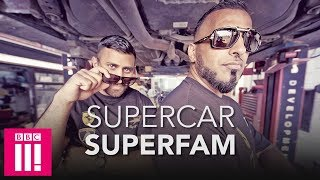 Follow brothers Kash and Shabs as they balance supercars with famil...