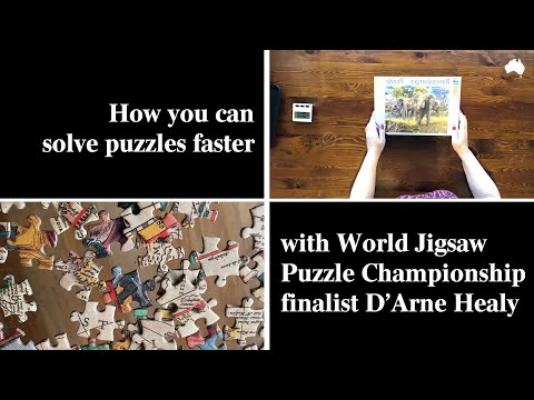 How To Solve Puzzles Like A Jigsaw Champion