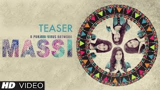 Sarika Gill: Massi Song Teaser | Desi Routz | Releasing 7 Jan 2016