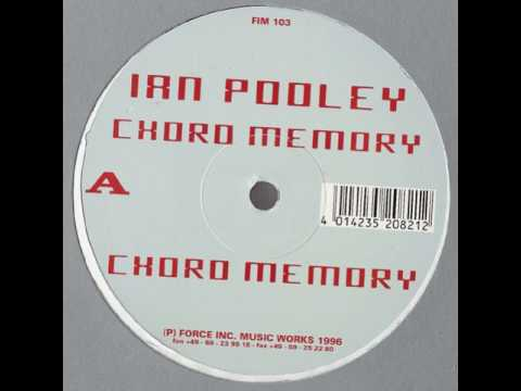 cancion ian pooley chord memory