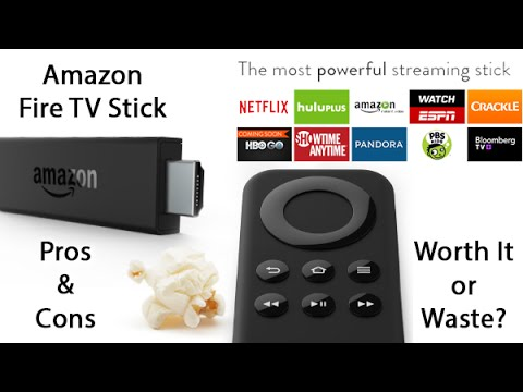 Is the amazon fire tv stick is better than chromecast h2techvideos