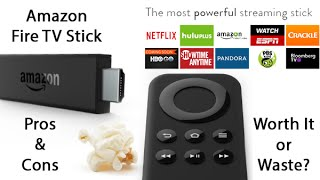 Is the Amazon Fire TV Stick is BETTER than Chromecast?