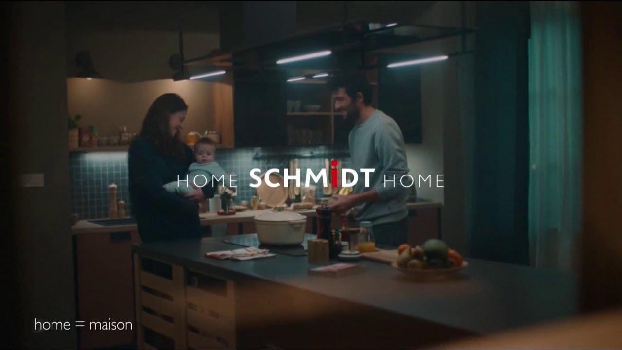 """Musique de la pub Schmidt """"Home Schmidt Home""""  Mai 2021"""