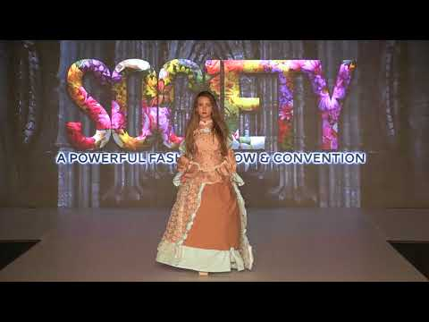 The Society Fashion Show Florida 2017 De Lauraine Designs