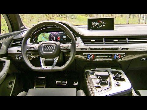Audi SQ7 (2017) INTERIOR