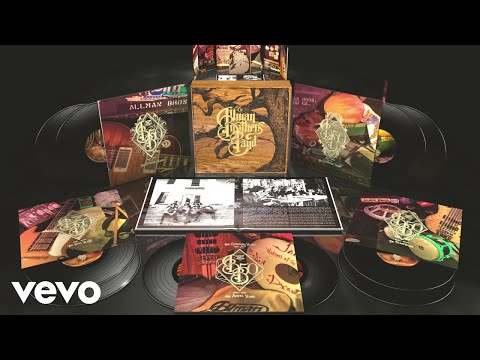 The Allman Brothers Band - Trouble No More: 50th Anniversary Collection Unboxing Video