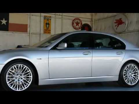 Used 2007 BMW 750i Sport Dallas TX