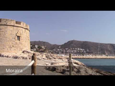 Places to see in ( Moraira - Spain )