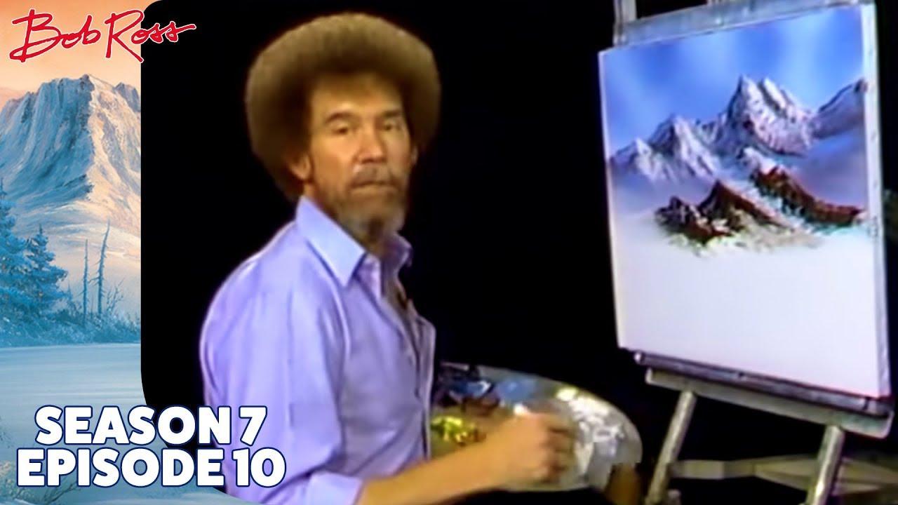 Download Bob Ross - Mountain Glory (Season 7 Episode 10)